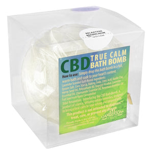 True Calm CBD Nano Bath Bomb