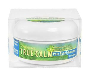 True Calm CBD Nano and Menthol Pain Ointment