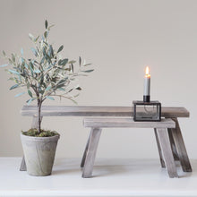 Load image into Gallery viewer, Grey Wash Potting Bench - Available In Two Sizes
