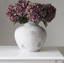 Load image into Gallery viewer, Darcy Vase - Antique White