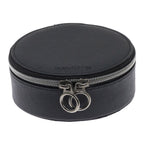 ZIP & GO Round Jewellery Box