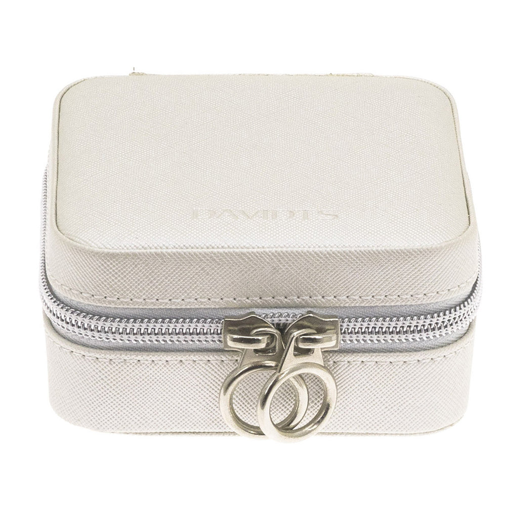 ZIP & GO Square Jewellery Box