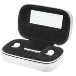 ZIP & GO Travel Rectangular Jewelry Box