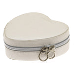 ZIP & GO Heart Jewellery Box