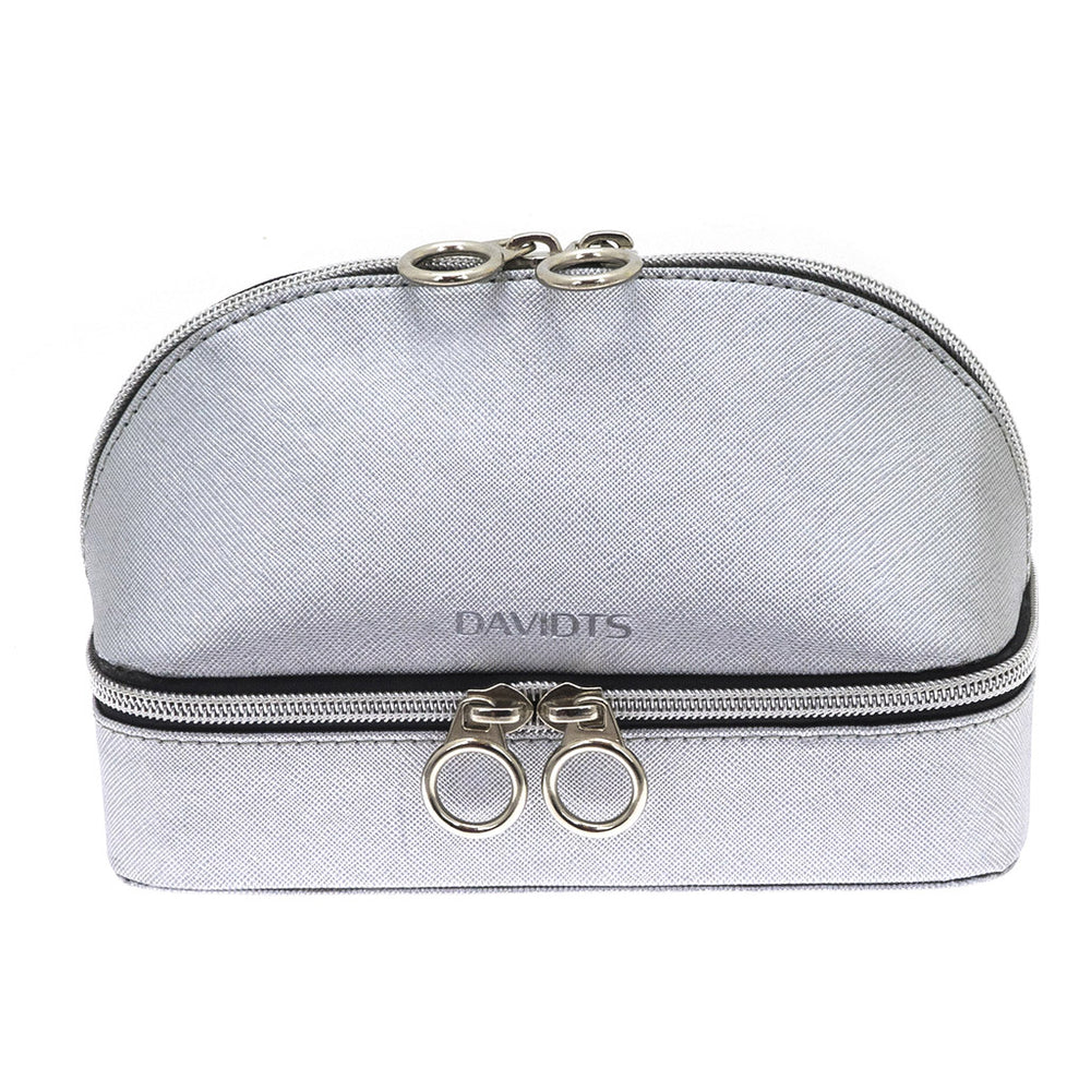ZIP & GO Travel Jewelry and Cosmetics Bag