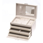 EUCLIDE 3 Drawers Jewelry Box