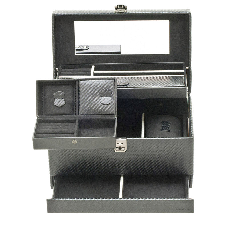 GRAPHITE Automatic Jewelry Box