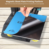 KingRoon DIY KP3 3D Printer, Upgraded High Precision,Touch LCD Screen, Rigid Metal Frame - SmartTechUnlimited