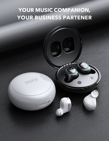 Mifa X8 TWS Earbuds Wireless, Bluetooth, Touch Control Earphones with Charging Box - SmartTechUnlimited