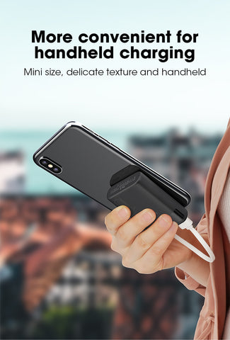 ROMOSS OM10 Power Bank, Double Charging Input Ports, Double USB Out Ports, 10000mAh - SmartTechUnlimited