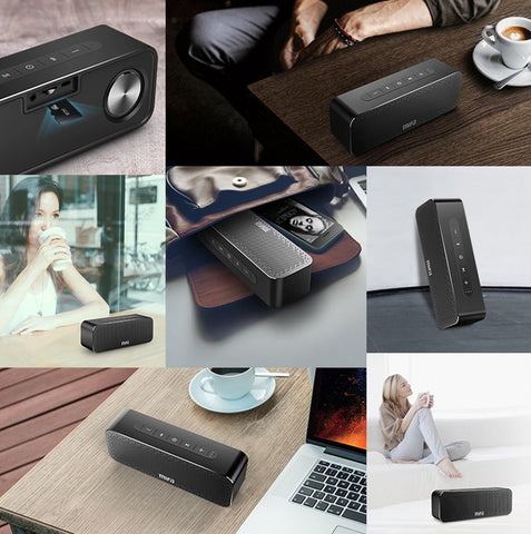 MIFA A20 Portable Bluetooth Super Bass Speaker - SmartTechUnlimited