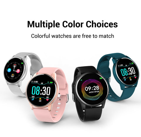 Torntisc Q5P Waterproof IP67 Smart Watch, Sports Path, Health Monitoring, Men's & Women's, Weather, Much More - SmartTechUnlimited