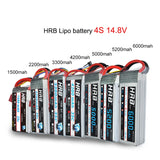 HRB RC Lithium Lipo Battery Multi-Size Amps - SmartTechUnlimited