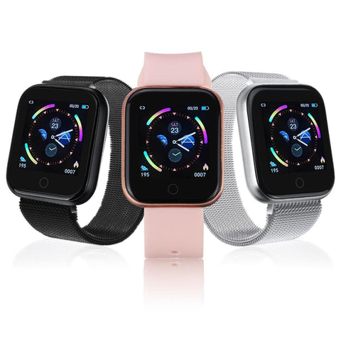 Torntisc I5 Fitness Smart Watch, Men's or Women's, Health, Sports Tracking, & So Much More - SmartTechUnlimited