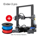 Ender-3 Pro 3D Printer Resume Power Failure, DIY Kit Upgrade, C-Magnet Build Plate, Resume Power Failure Printing, Etc. - SmartTechUnlimited