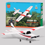 WLtoys F949 RC Fixed Wing Airplane Drone, RTF, Update Fixed Wing Version, Digital, 2.4G, 3Ch - SmartTechUnlimited