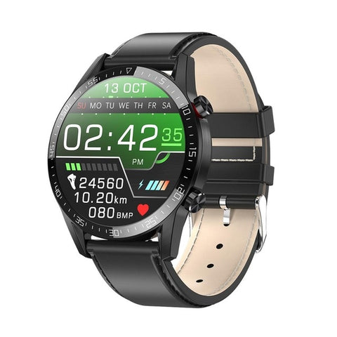 Tornstic L7 Smart Watch, Phone Call Dialer, Health Monitoring & More,  Waterproof IP68, Men, Women, Android, IOS - SmartTechUnlimited
