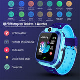 Children's Q12 Multi-Function Digital Smart Watch for IOS, Android - SmartTechUnlimited