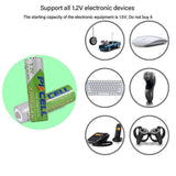 PKCELL 8 AA Low Self Discharge 1.2V Ni-Mh Rechargeable Batteries, 2200mAh, 2Pcs Battery Case - SmartTechUnlimited