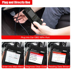 LAUNCH X431 OBD2 Engine Code Reader, Automotive Diagnostic Scanner - SmartTechUnlimited