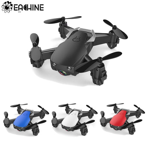 EACHINE E61hw RC MINI HELICOPTER DRONE, WIFI, 720P HD Camera, RTF,  FPV, Foldable - SmartTechUnlimited