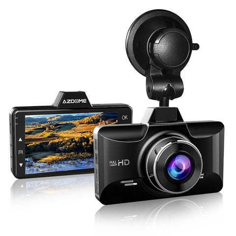 AZDOME Dash 4K Rear Camera Recorder - SmartTechUnlimited