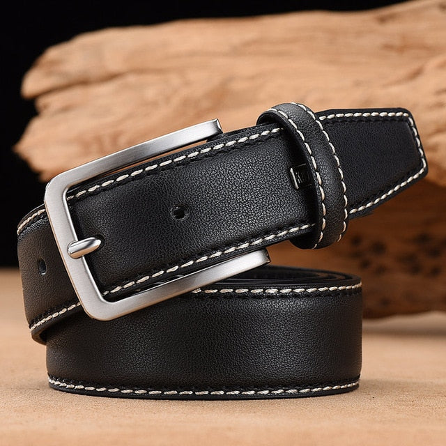 Mens Business Belt (Black)