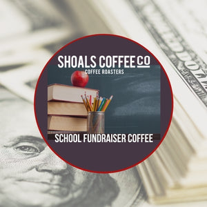 School Fundraiser Coffee