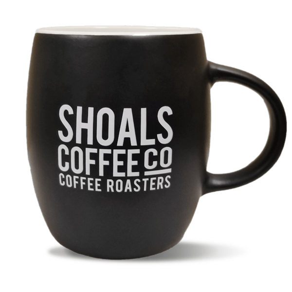 BARREL LOGO COFFEE MUG