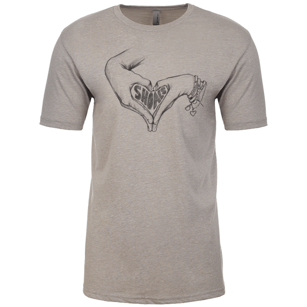 """SHOALS LOVE"" T-SHIRT"