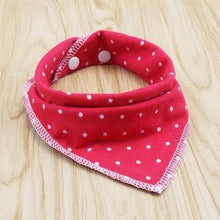 Load image into Gallery viewer, Pet Triangle Polka Dot Scarf
