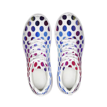 Load image into Gallery viewer, Women's Polka Dot Sneakers
