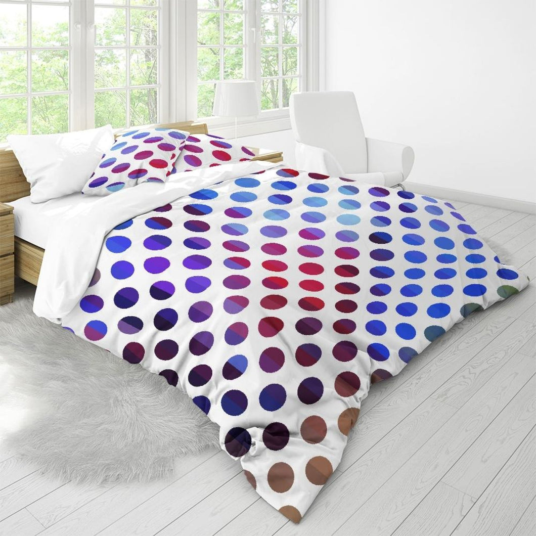 Polka Dot Bedding Set