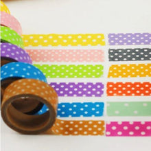Load image into Gallery viewer, Decorative Polka Dot Tape - 2PCS