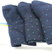 Load image into Gallery viewer, Men's Polka Dot Socks