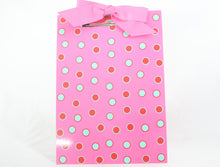 Load image into Gallery viewer, Monogram Clipboard - Polka Dot & Ribbon Bow