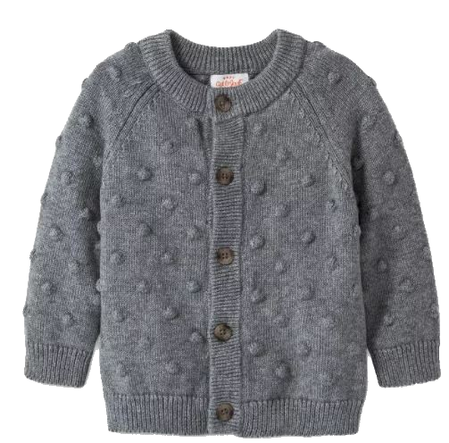 Baby Cardigan - Button-up Sweater