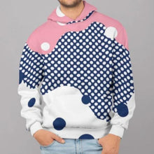 Load image into Gallery viewer, Polka Dot Hoodie - Unisex