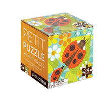 Load image into Gallery viewer, Ladybug Petit Puzzle