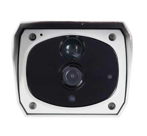 Rechargeable Solar Security Camera