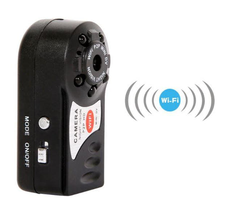 Security Camera - Mini WiFi Camera