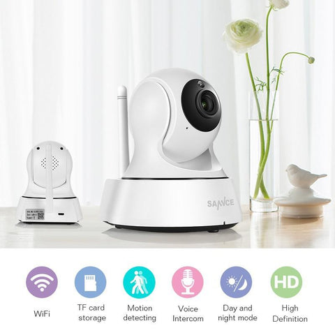 Image of Smart Baby Monitor Camera