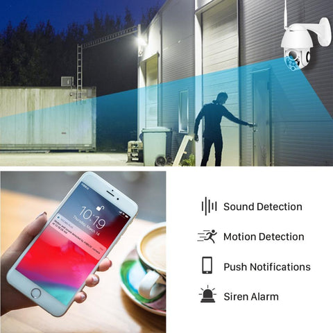 Ultimate Outdoor Security Camera