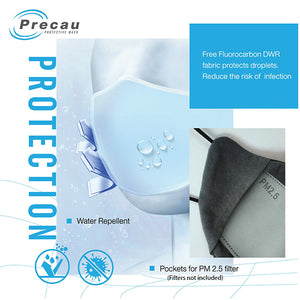Precau Premium Facemask SINGLE MASK