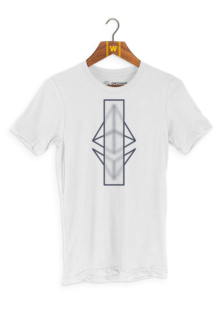 Ethereum Macroverse - women's t-shirt White | gifts for blockchain and crypto fans