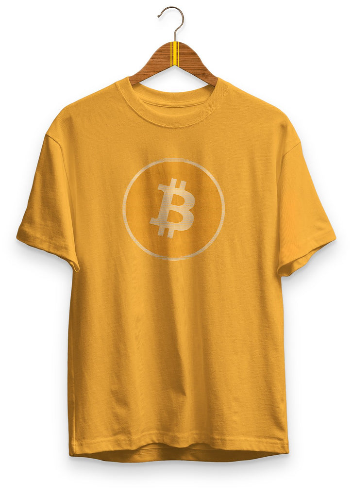Team Bitcoin - premium unisex t-shirt | gifts for blockchain and crypto fans