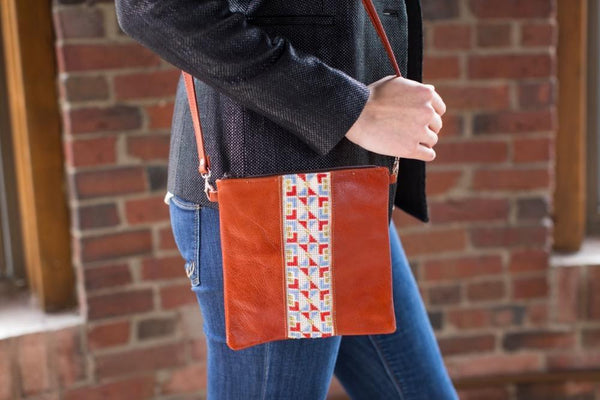 The Red Crossbody Bag