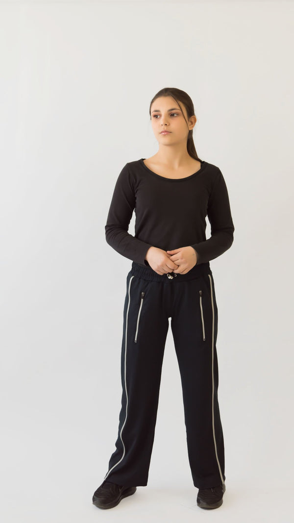 The Airy Track Pants