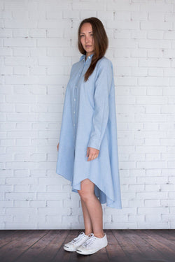 Maaya Short Length - Chambray