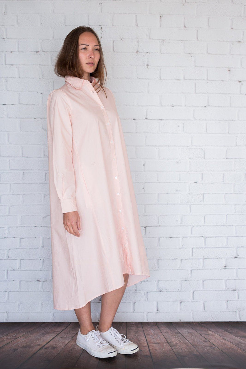Maaya Medium - Light Peach Poplin